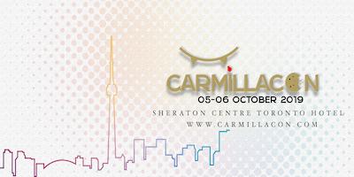 CarmillaCon 2019   Toronto