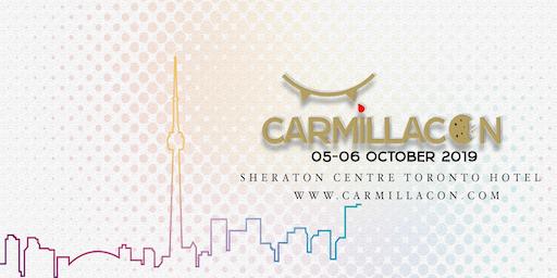 Vendors | CarmillaCon 2019 | Toronto