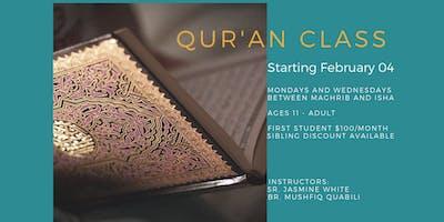 Qur'an Class