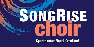 SongRise Circle Singing Choir - Feb 24 FREE SESSION