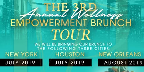 The Curly Counselor Presents the Wellness Empowerment Brunch: The Tour tickets