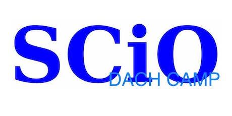 SCIO Dach Camp 2019 Tickets