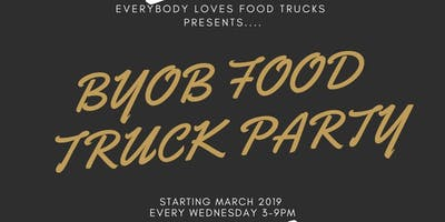 Houstons BYOB Food Truck Party