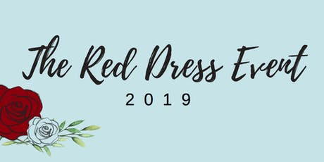 The Red Dress Event 2019 tickets