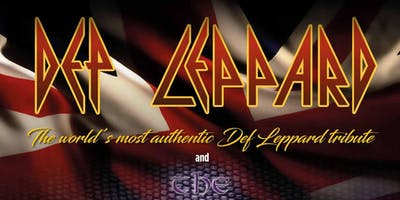 Dep Leppard plus The Whitesnake Experience