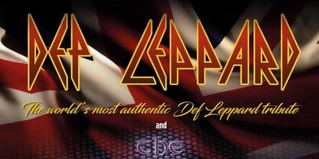 Dep Leppard plus The Whitesnake Experience tickets