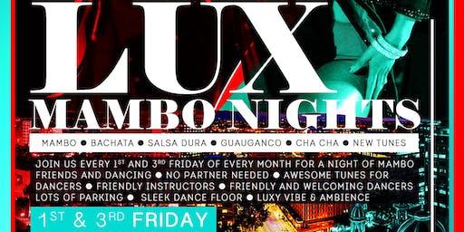 Lux Mambo Nights