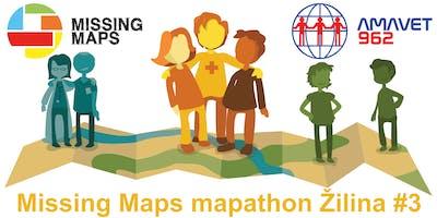 Missing Maps mapathon Žilina #3