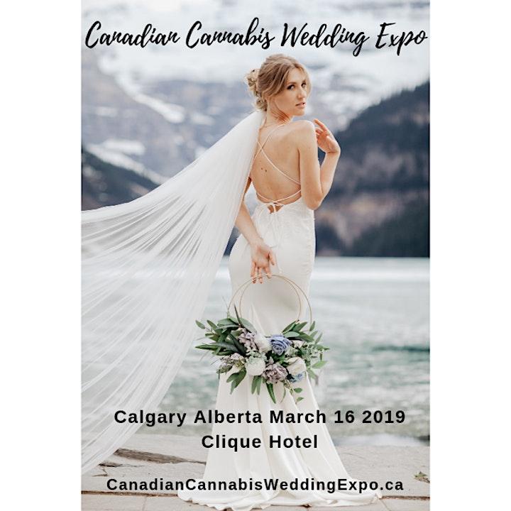 Canadian Cannabis Wedding Expo image