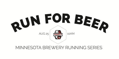 Beer Run - Surly Brewing Co - Part of the 2019 MN Brewery Running Series tickets