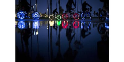 Venice Beach Sunset and Electric Light Parade Photo Walk with Brian Leary