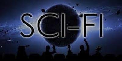 Sci-Fi Feature Film Challenge- Sat & Sun Edition- Jul 6th through Aug 4th