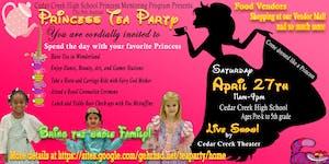 5th Annual Princess Tea Party and Vendor Craft Show