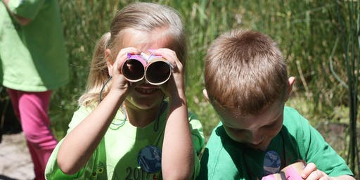 K-1st Avian Adventure Summer Camps: August 12-16