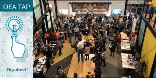 Flywheel Idea Tap @ Venture Cafe