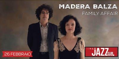 JCN - Madera Balza - Live at Jazzino