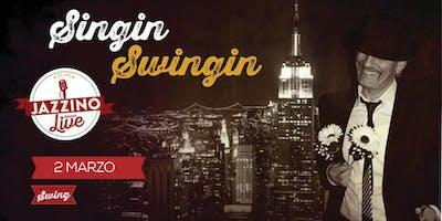 Singin'n  Swingin' live @ Jazzino