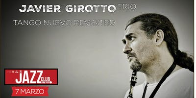 JCN - Javier Girotto Trio - Live at Jazzino