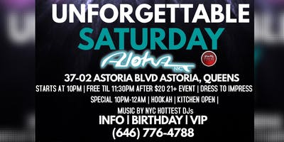UNFORGETTABLE+SATURDAYS