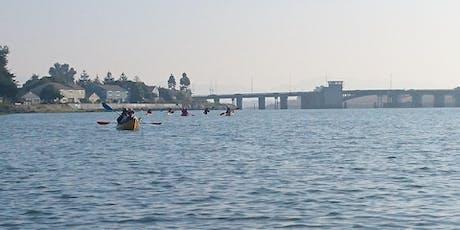 Crown Beach & Elsie Roemer Marsh Kayaking Tour tickets