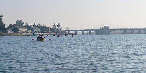 Crown Beach & Elsie Roemer Marsh Kayaking Tour