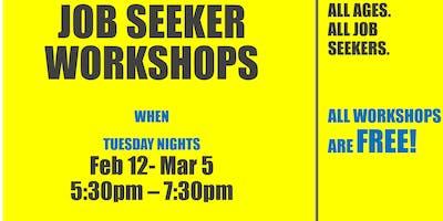 Free Job Seeker Workshop