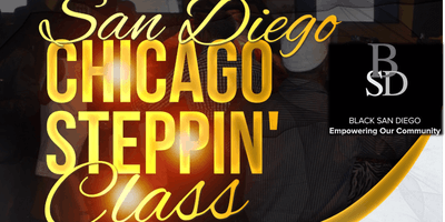 Thursday San Diego Chicago Steppin Classes- N.City