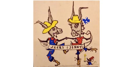 Fun Intro to Square Dance with the Jacks & Jennys tickets