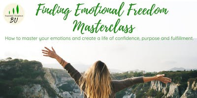 Finding Emotional Freedom Masterclass