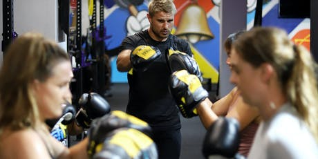 ION BOXING & FITNESS tickets