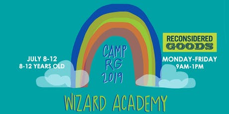 Wizard Academy | Summer Camp tickets