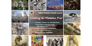 'Climbing the Flamenco Tree' - Tablao Flamenco Toronto...