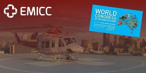 Effective Management of Intensive Care Crises (EMICC) - World World Congress of Intensive Care 2019