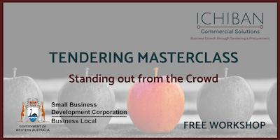 Small Business Tendering Masterclass - 19 Jun 19