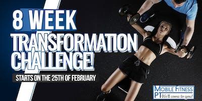 8 Week Transformation Challenge!