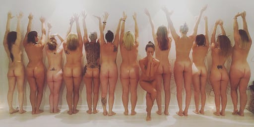 FEMPOWERMENT womens only Naked Yoga workshop - Brisbane // Welcoming in the Wild Woman