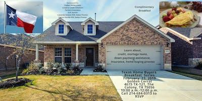 Texas Home Buyer Breakfast Series