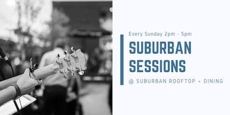 Suburban Session  tickets