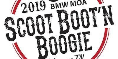 2019 BMW MOA Rally Registration Volunteer
