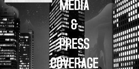NYFW SS-20 FREE MEDIA & PRESS CREDENTIAL REGISTRATION POWERED BY NEW YORK FASHION SHOWCASE tickets