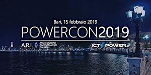 POWERCON2019 - Evento gratuito a Bari il 15 febbraio –...
