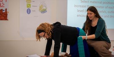 Birmingham, UK - 2-Day Spinning Babies® Workshop w/ Rachel Shapiro - July 17-18, 2019