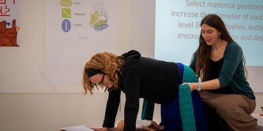 SOLD OUT Birmingham, UK - 2-Day Spinning Babies® Workshop w/ Rachel Shapiro - July 17-18, 2019