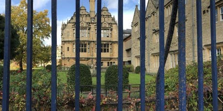 Uncomfortable Oxford Walking Tour tickets