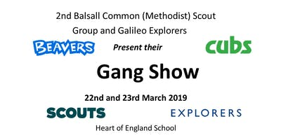 2nd Balsall Common (Methodist) Scout Group and Galileo Explorers\