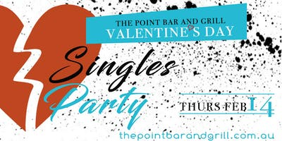 Valentines Day Singles Party