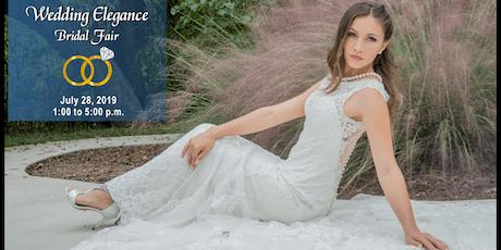 Wedding Elegance Bridal Fair tickets