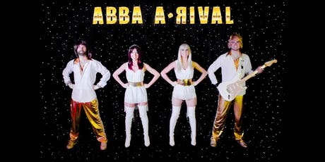 ABBA A RIVAL tickets