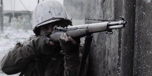 World War 2 Rifle Shoot (August 10th)