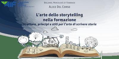 L'arte dello storytelling nella formazione